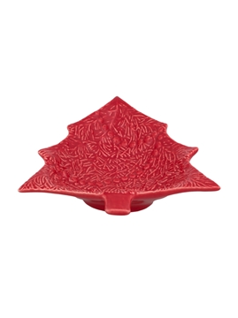 Picture of Bowl Christmas Tree 27,5 Red