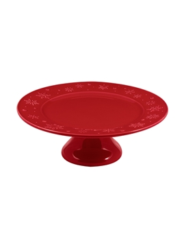 Picture of Cake Stand 33,5 Red