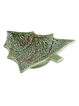 Picture of Bowl Christmas Tree 18,5 Green/Red