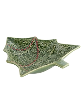 Picture of Bowl Christmas Tree 27,5 Green/Red