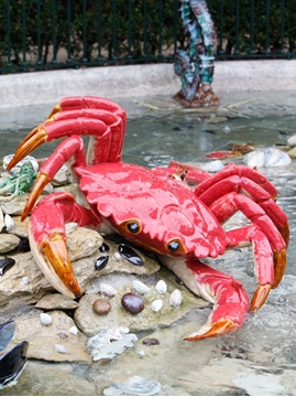 Picture of Giant Crab
