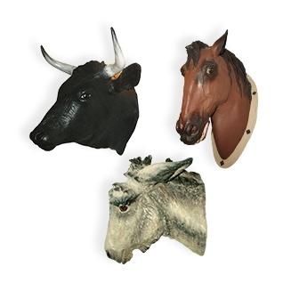 Imagens por categoria Cabeças Animais