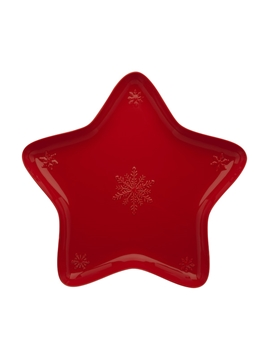 Picture of Star Bowl 45 Red