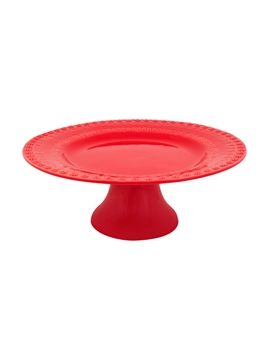 Picture of Fantasia - Cake Stand 28 Red