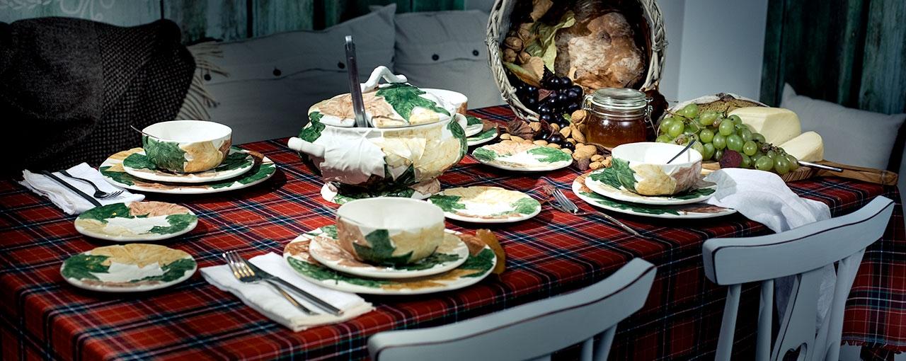 Ponte cómodo alrededor de la mesa y agrega nuestra creatividad a lo mejor de los días fríos