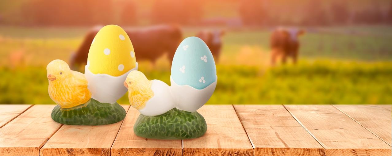 Se inspira en nuestras divertidas sugerencias y tiene una Pascua mucho más dulce.